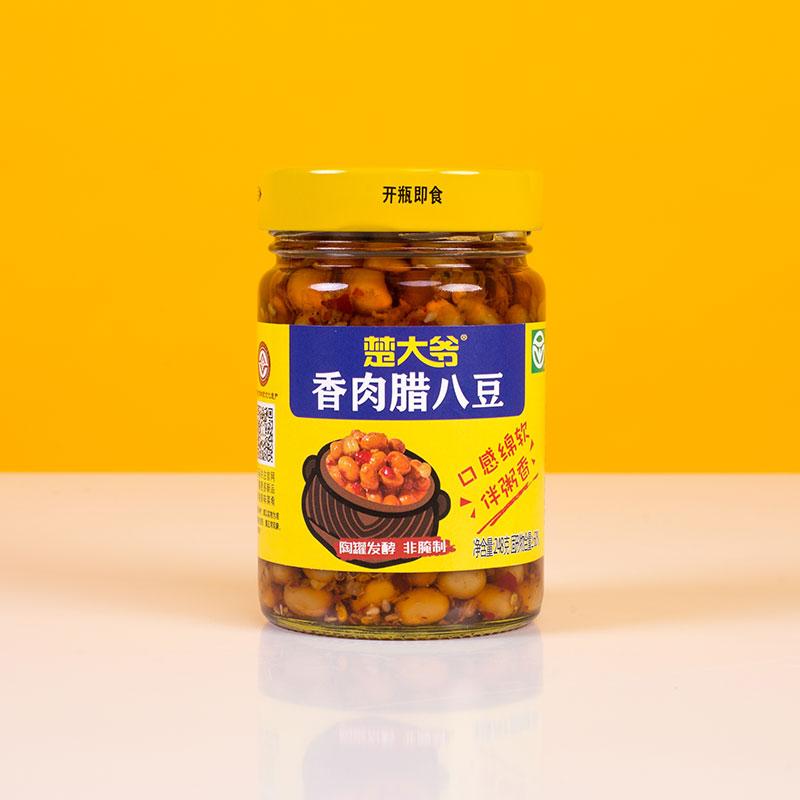 香肉腊八豆 248g