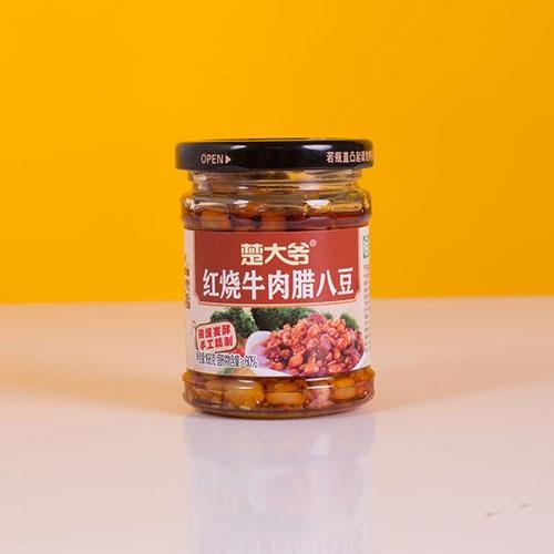 汉川下饭腊八豆